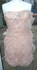 Bandeau Party Jane Norman Short/Mini Dresses