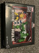 marvel legends 80th anniversary hulk vs wolverine MIB