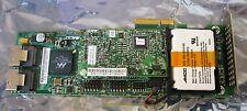 3Ware 9650SE-4/8LPML SATA2 RAID Controller PCIE  AMCC 9650SE-4 8LPML W/ BATTERY
