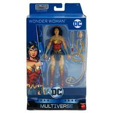 """DC MULTIVERSE WONDER WOMAN COLLECT & CONNECT LEX LUTHER 6"""" ACTION FIGURE TOY"""