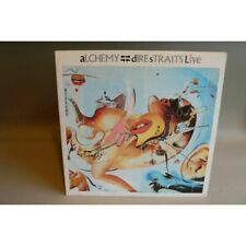 """Here is Dire straits 1984 live album """"Alchemy"""", this is a 2 disc album and the t"""