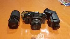 Olympus Camera OM40 plus accessories