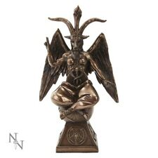 More details for baphomet bronze figurine