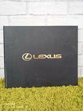 Rare Lexus LS400 Car Dealer Promotional Launch Book