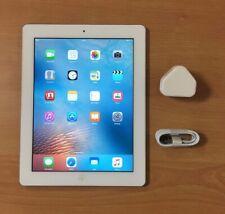 Apple iPad 2 64GB, Wi-Fi, 9.7in - White, iOS 9.3 (T30)
