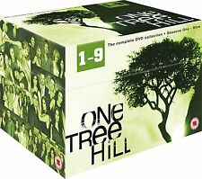 ONE TREE HILL - THE COMPLETE SERIES BOXSET 49 DISC SET REGION 4 SEASONS 1-9