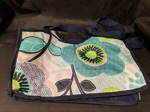 Thirty One Organizing Utility Beach Keep it Tote Bag 31  Fabulous Floral