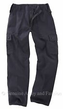 MENS US M65 STYLE COMBAT TROUSER ARMY CARGO BDU MILITARY RANGER WORK NAVY PANTS
