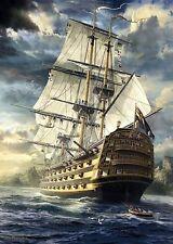 Sails Set Schmidt Jigsaw Puzzle 1000 pieces Sailing Ship 58153