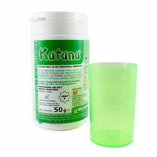 KATANA (was chikara) WEED KILLER 50g - STOPS WEEDS RE-GROWING FOR UP TO 6 MONTHS