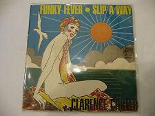 "CLARENCE CARTER""FUNKY FEVER-disco 45 giri ATLANTIC 1968"""