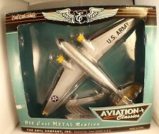 ERTL 20125 avion DC3 US Army Air Transport  Command neuf en boite 36 cm aircraft