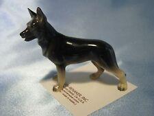 Hagen Renaker Dog German Shepherd  Figurine Miniature 00825 FREE SHIPPING