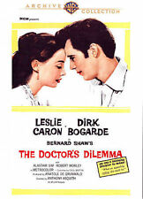 The Doctors Dilemma DVD (1958) - Leslie Caron, Dirk Bogarde, Anthony Asquith