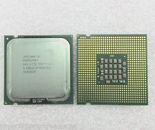 Intel Pentium 4 640 CPU SL7Z8 3.2GHz 2MB 800MHz LGA775 Prescott Processor