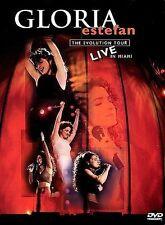 NEW! GLORIA ESTEFAN -The Evolution Tour: Live In Miami  DVD