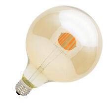 LED G125 E27 6W Filament Glühbirne Edison Vintage Dekorativen Lampe Birne 2300K