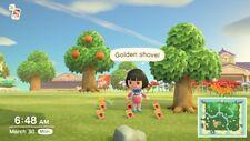 Animal Crossing New Horizons - All Golden Tools DIY Recipes (6) + Bonus Item