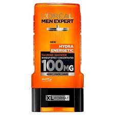 L 'Oreal Men Expert Hydra enérgico Gel de Ducha 300ml