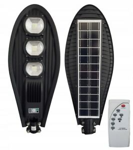 Solar Induction Lamp-IP 65-Waterproof+150W+InteligentRemote Control+MotionSensor
