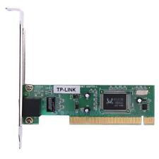 PCI Realtek RTL8139D 10/100M 10/100Mbps RJ45 Ethernet Network Lan Card Adapter