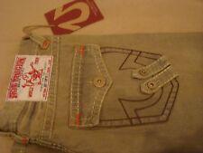 True Religion Joey Super T cintura 34, longitud 107 CM, nuevo