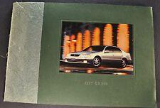 1997 Lexus GS 300 Prestige Catalog Sales Brochure Excellent Original 97