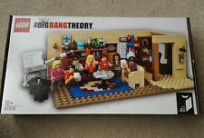 *NEW* LEGO 21302  The Big Bang Theory  - Lego Ideas - Retired