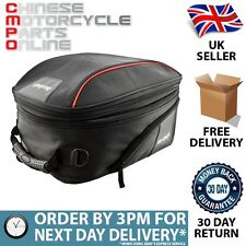 Lextek Motorcycle Magnetic Expandable Tank Bag 28L for Harley Davidson Sportster