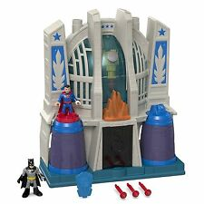 Fisher-Price Imaginext DC Super Friends Hall of Justice With Batman & Superman