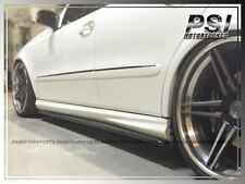 CARBON FIBER DP STYLE SIDE SKIRTS For M-Benz W211 E63 AMG 2006-2010