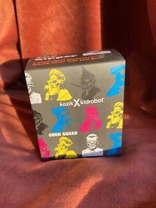 Kidrobot Kozik Goon Squad Mini Bust Series NEW