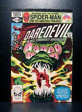 COMICS: Marvel: Daredevil #177 (1980s), 1st Randolph Cherryh app - RARE