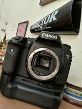 Canon EOS 7D Digital SLR Camera - Black (Body Only) with Battery Grip