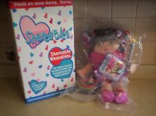 NIB SHAREABLES Brunette DORRIE DARLING Cloth QVC Doll LIKE A CABBAGE PATCH DOLL