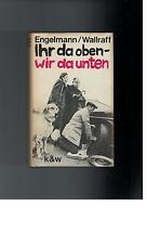 Engelmann Wallraff - Ihr da oben - wir da unten - 1973