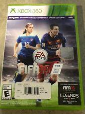 FIFA 16 XBOX 360 X BOX GAME CASE INSERTS NES HQ