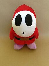 Super Mario Plush Teddy - Shy Guy Soft Toy - Size:25cm - NEW
