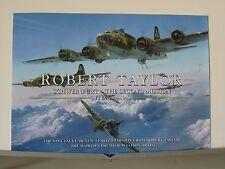 Schweinfurt The Second Mission B-17 92nd BG Robert Taylor Aviation Art Brochure