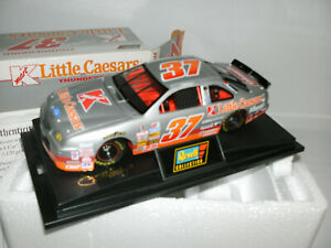 Revell Collection Jeremy Mayfield #37 KMart Little Caesars Lady Luck Car 1:24