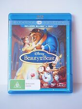 "Beauty & The Beast""  Diamond Edition -  Great Condition! Bargain Price!"