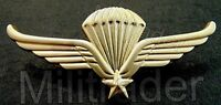 Norway Norwegian Army Freefall Paratrooper Jump Wings Badge