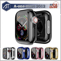 Apple Watch Case With Full Cover Screen Protector For iWatch Series 4 40mm/44mm