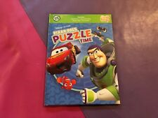 LeapFrog Tag Pen LeapReader book — Disney Pixar's PIXAR PALS PUZZLE TIME