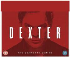 Dexter Seasons 1 to 8 Complete BOXSET UK DVD