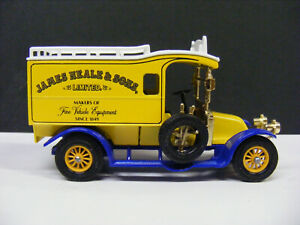 Matchbox Models Of Yesteryear Y25 1910 Renault Type Ag James Neale & Sons