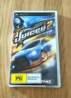 Juiced 2 Hot Import Nights by THQ SONY PSP Region 2 with Fast Shipping