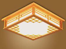 Japanese Ceiling Lights LED Lamp E27 Tatami Bedroom Living Room Light Home Lamp