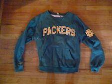 Mitchell & Ness Throwback  Packers Sweatshirt M