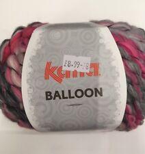 Katia Balloon Super Chunky Yarn